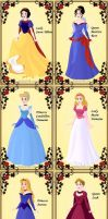 Disney Mothers by disneyfanart1998