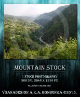 Mountain Stock by bonbonka