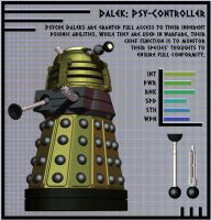 NDP - Dalek Psy-Controller by Librarian-bot