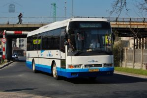 Raba E95 in Gyor in april, 2013 by morpheus880223