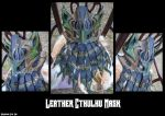 Leather Cthulhu Mask by Epic-Leather