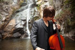 Hiyama Kiyoteru - Cello by ImMuze