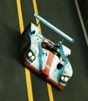 Audi Prototype 24h of Le Mans by Dany-Art