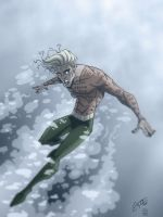 Aquaman by OtisFrampton