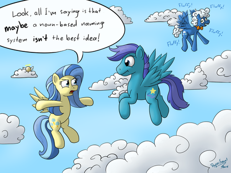 Just a thought by FilPaperSoul
