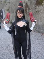 Bayonetta - Lucca Comics and Games 2013 by Groucho91