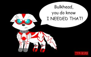 Wolf TFP Ratchet by TFP-Ratchet123