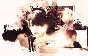Wallpaper Jaejoong by bibi97nd