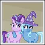 Best Pals by 8-BitBrony