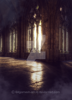PSD PREMIUM background - Lights + Effects + Fog by Gilgamesh-Art