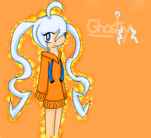 Ghosty by ChromeiNsAnItY
