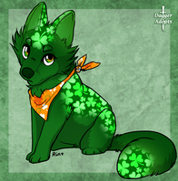 Bandana Pup Adopt - CLOSED by Daggerstale-Adopts