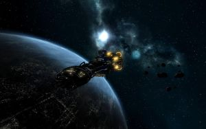 Terran Conflict - Scenic Shot 3 by Shroomworks