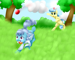 Play Date by PoneeBill