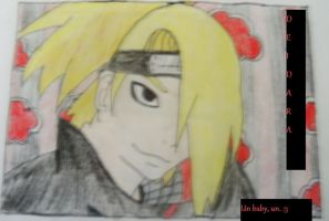 Deidara un by jashinist112