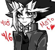 Yugi 4/6 retarded by maboku