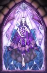 Val'Seth Stained Glass by AealZX