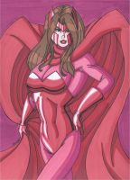 The Scarlet Witch by RobertMacQuarrie1