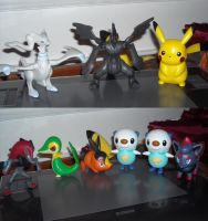 New Pokemon Figures YAY NOW FOR SALE GONE by KasaraWolf