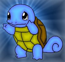 Squirtle by dylrocks95
