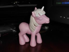 WIP: My Little Pony 'Old Meets New' Custom 1 by UniqueTreats