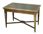 Antique writing table by jinifur