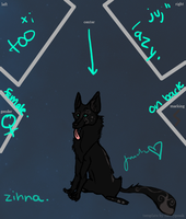 [ zihna - pack of howling winds - alpha female ] by otherside-of-someday