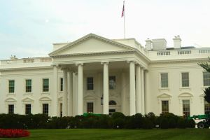The White House by HappyChaoticMelody
