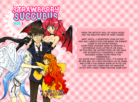 Strawberry succubus Volume 1 by LordKirby