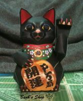 Lucky Cat for Charm! by pipubanh