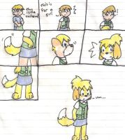 Isabelle Tf Tg by VulpineKeyblader