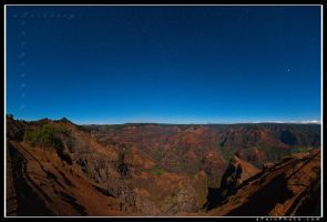 Waimea By Moonlight by aFeinPhoto-com