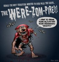 WERE ZOM PIRE by TomBerryArtist
