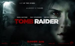 Tomb Raider the Movie by Omnipotrent