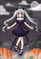 :Halloween Angel:: by Koori-sae-chan