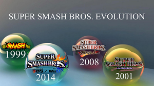 Super Smash Bros. Evolution Wallpaper 7 by TheWolfBunny