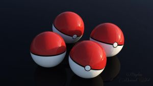Pokeball by b1gdan