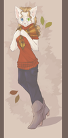 Warm autumn by orum-the-cat