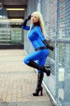 Invisible Woman I by EnchantedCupcake