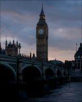 Big Ben by FantasyFox86uk