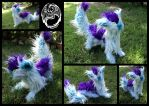 Biilyth - OOAK handmade poseable companion critter by SonsationalCreations