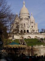 Sacre Coeur by Roses-and-Feathers