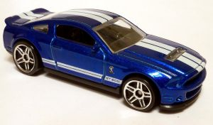 2010 Hotwheel Shelby GT500 by RDReed