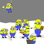 We Wish You a Minions Christmas by Trey-Vore