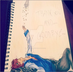 Thank You And Goodbye by 786sanary123