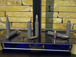 Enhanced Assault Rifle Rounds by KillSwitchWes