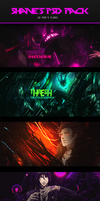 4th PSD PACK [LRO] by Cyrux-gfx