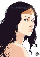 Wonder Woman by LocalStigmatik