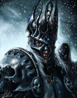 Arthas by TheNekow