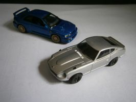 S30 vs GC8 by pete7868
